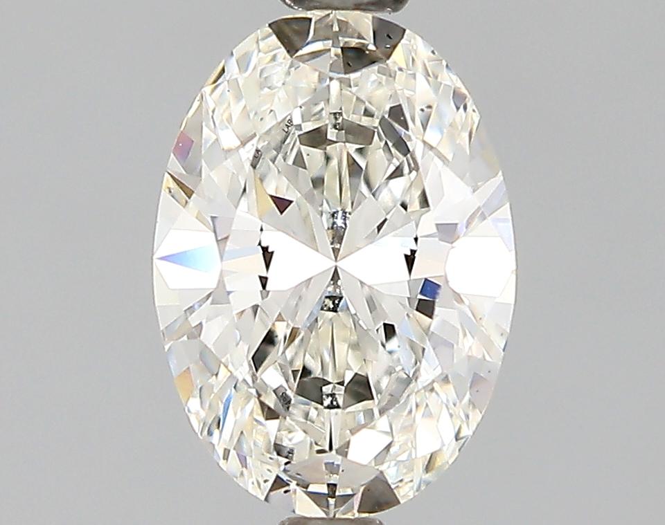 1.01 Carat G-VS2 Ideal Oval Diamond