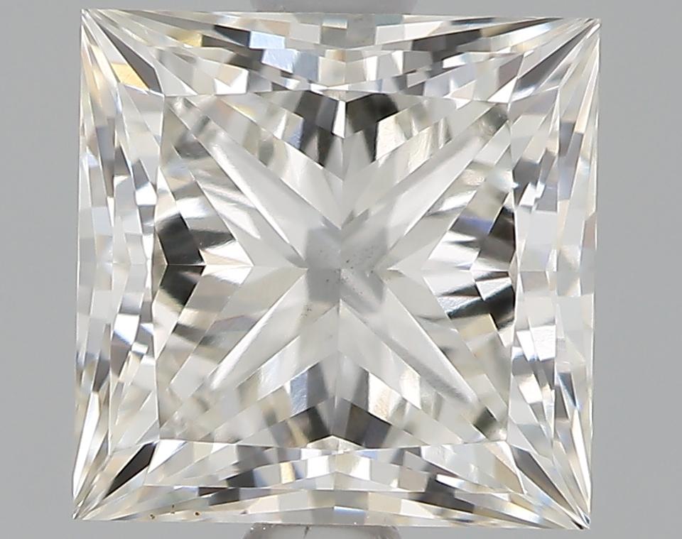 1.64 Carat I-VS2 Ideal Princess Diamond