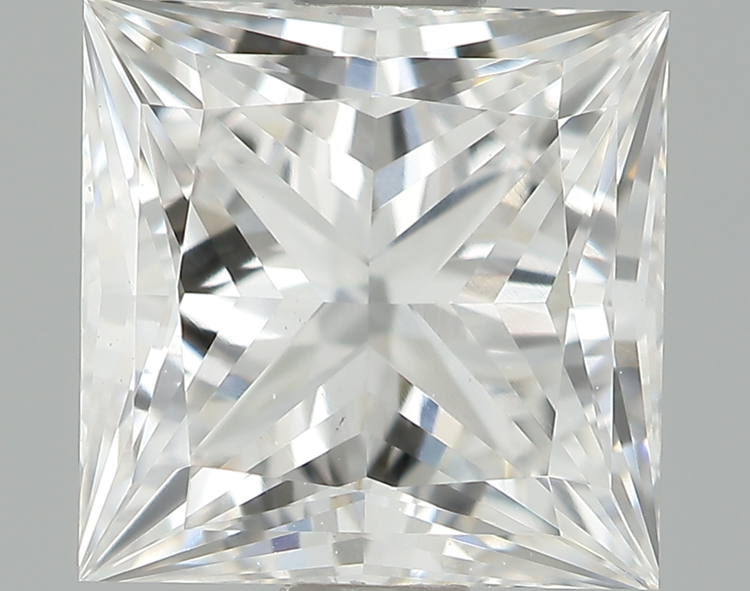 1.05 Carat E-VS1 Ideal Princess Diamond