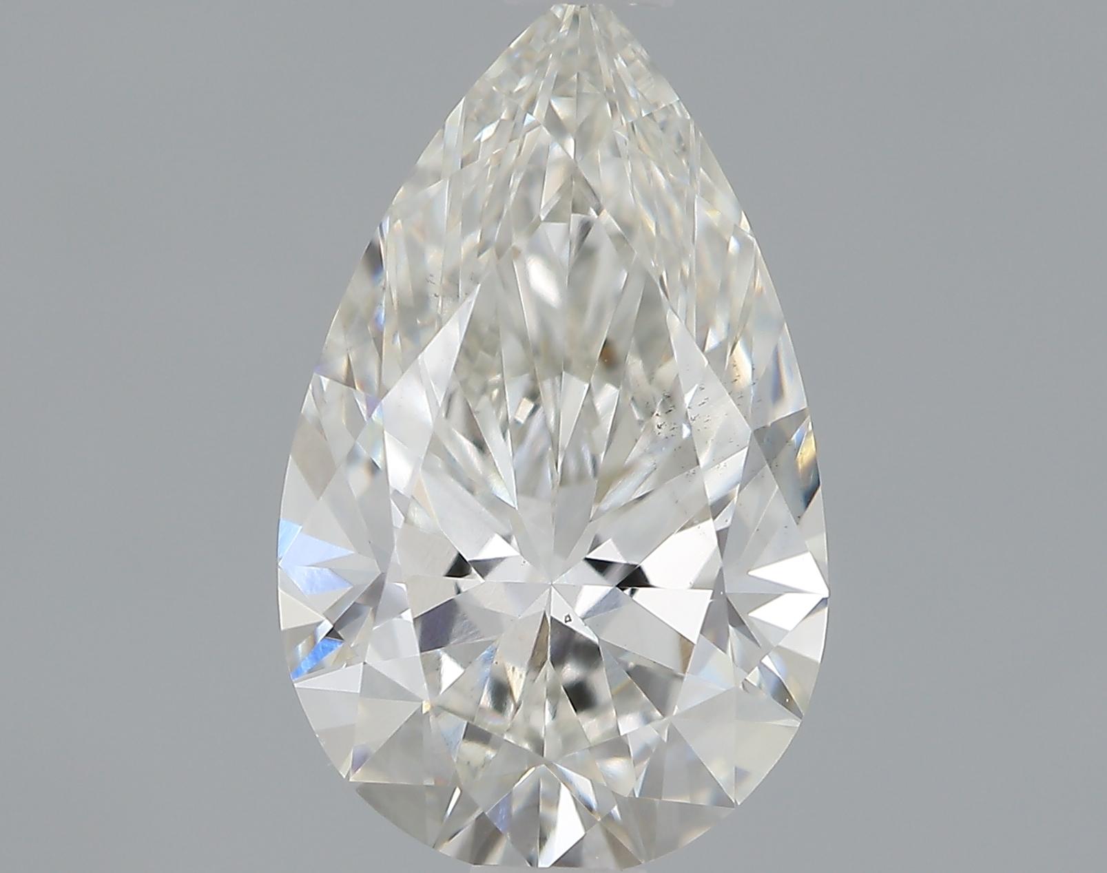 1.03 Carat G-VS2 Ideal Pear Diamond