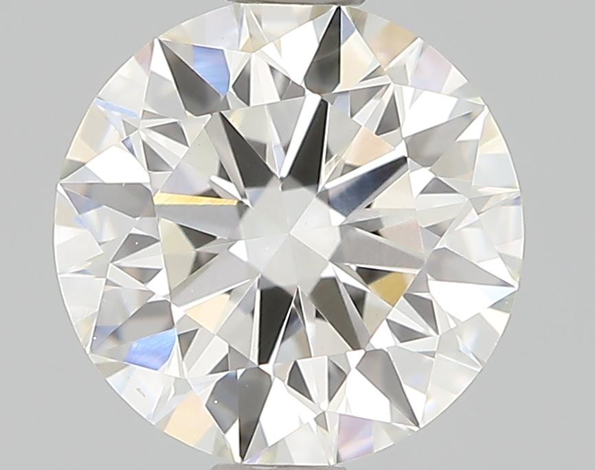 1.07 Carat I-VS1 Ideal Round Diamond