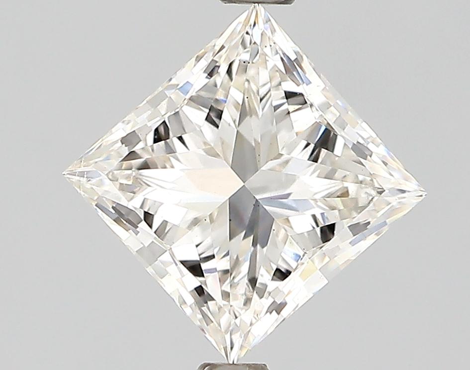 1.51 Carat H-VS2 Ideal Princess Diamond
