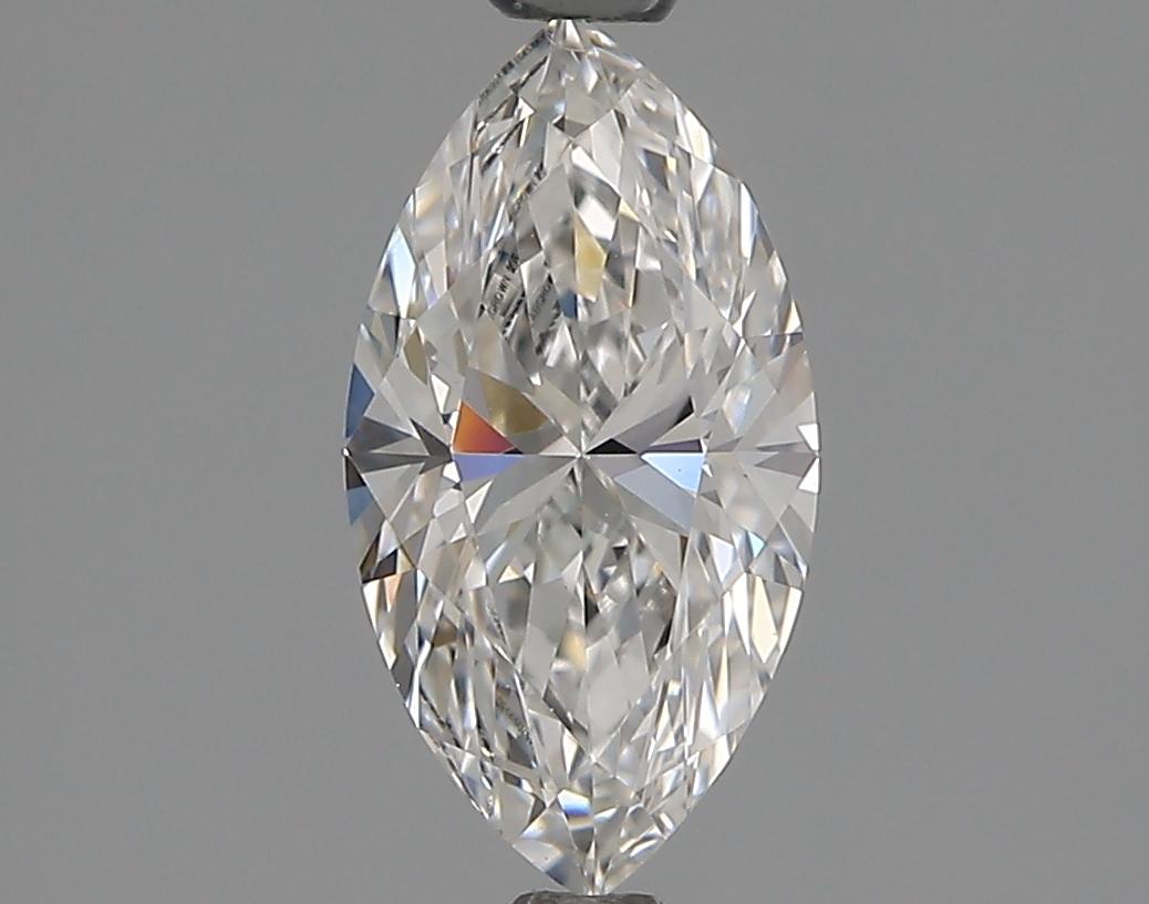 1.00 Carat F-VVS2 Ideal Marquise Diamond