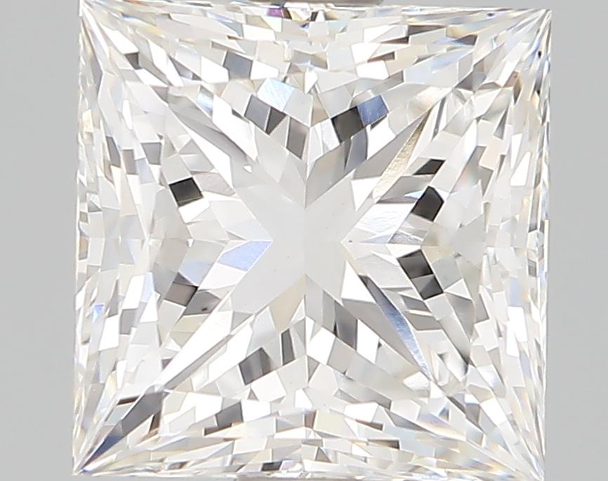 1.81 Carat G-VS1 Ideal Princess Diamond