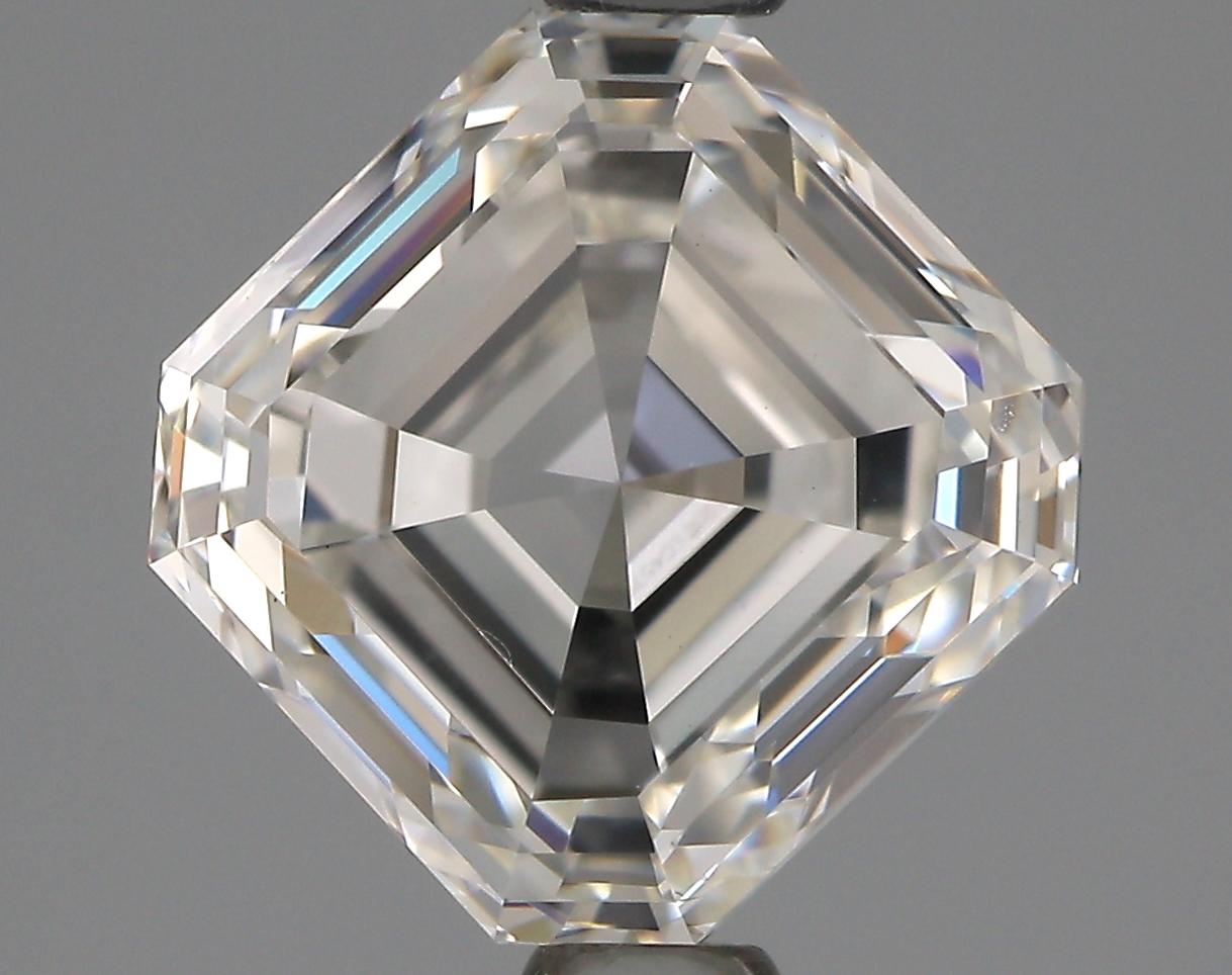 1.91 Carat G-VS1 Ideal Asscher Diamond