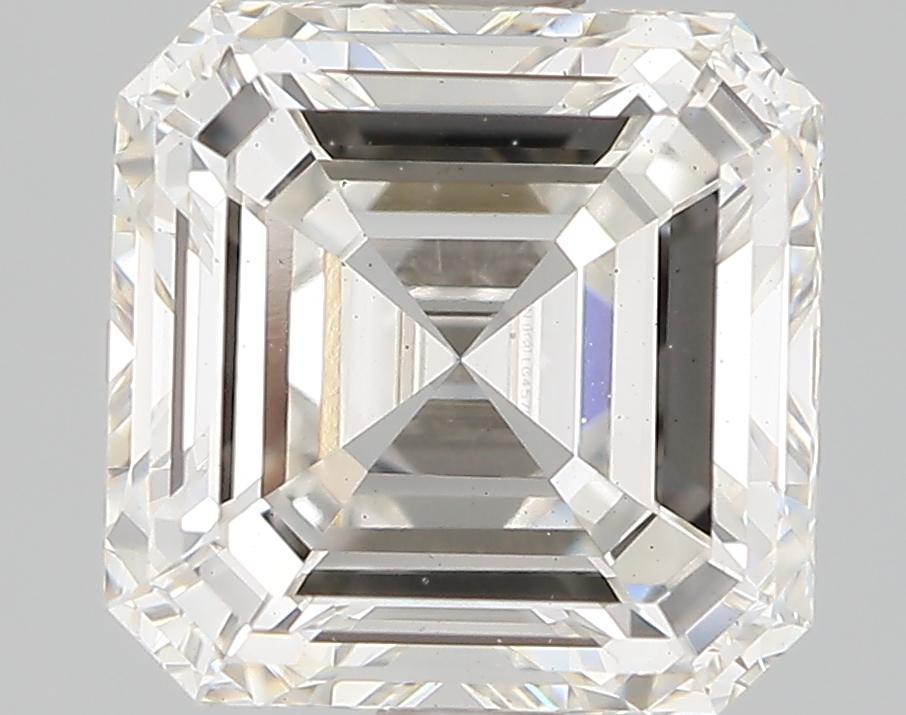2.00 Carat H-VS2 Ideal Asscher Diamond